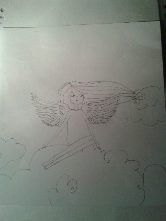 Quelques dessins de moi...
