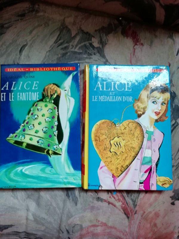 """Livres de jeunesse """"vintage"""""""