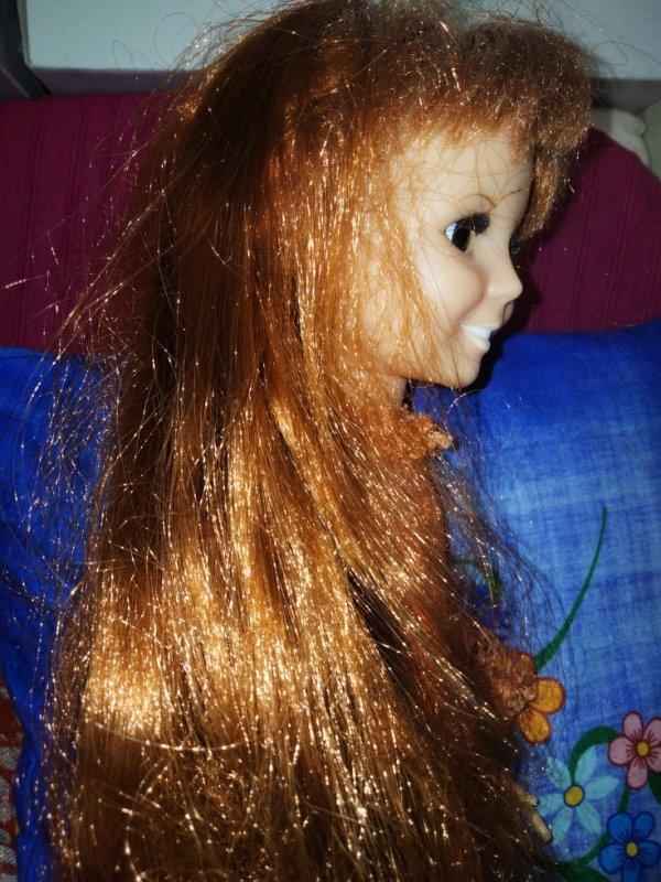 Jolie couleur de cheveux