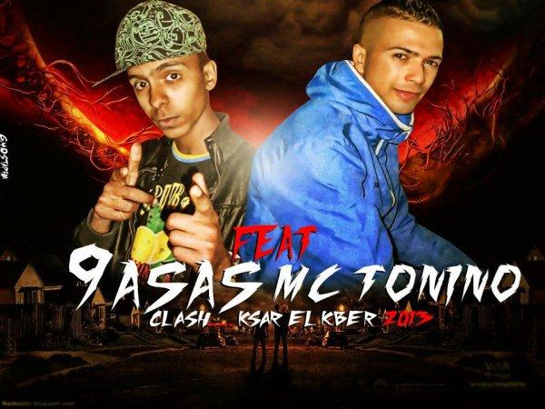 9àSâs  FaeT Mc-Tonino  Clash ........ ksar El kbér  2013