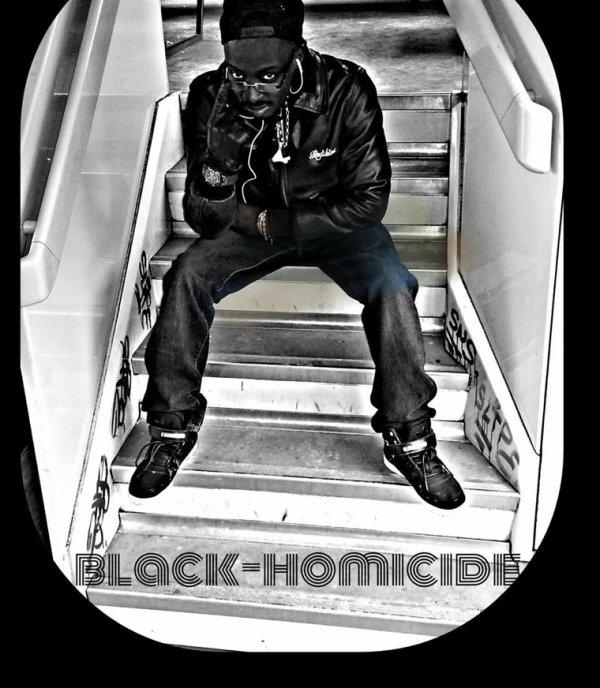 Black-homicide