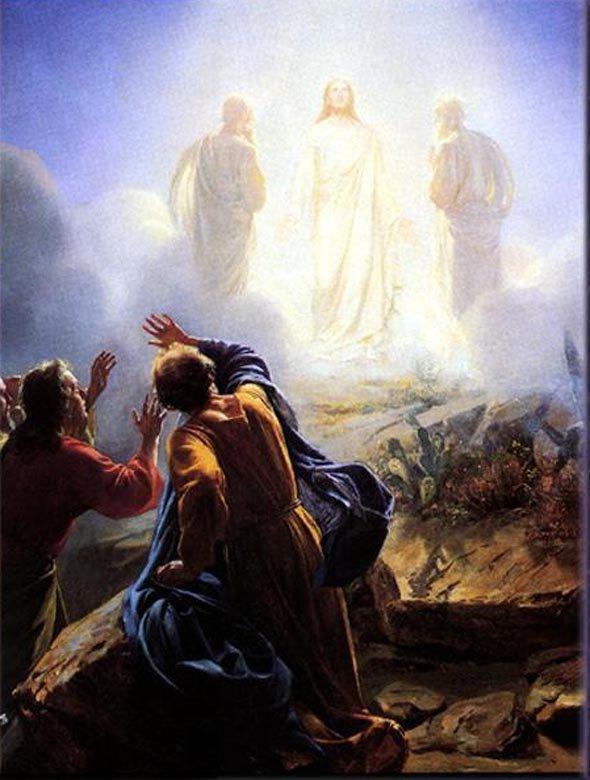 Aller vers Jésus