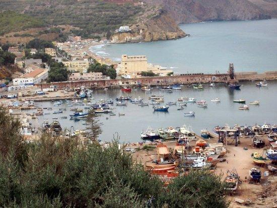 Photos ville de port de Beni Saf