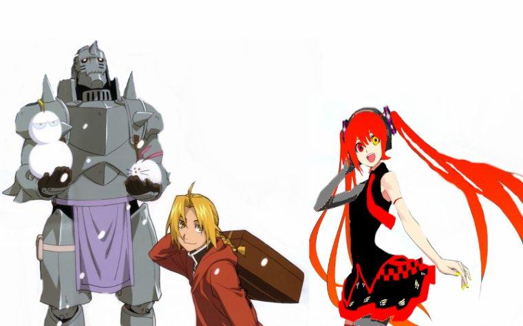 Nouvelle fiction Fullmetal Alchemist