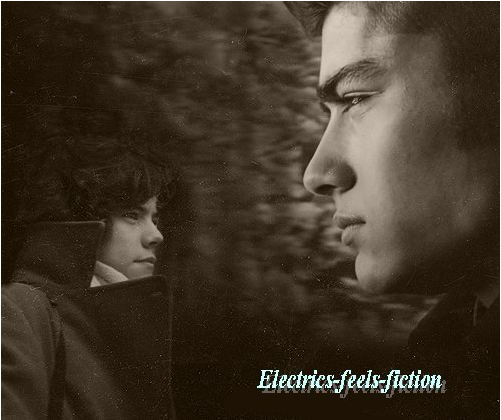 Fiction n°3 ; Electric feel between stars can be almost normaly.