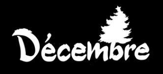 Ma playlist du mois (décembre 2017)