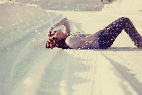 """""""Le bonheur est comme la neige : il est doux, il est pur et... il fond."""" Claire Malesset"""