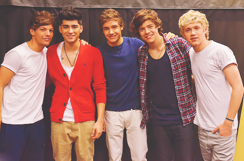 One Direction ♥ Photos + Gifs !