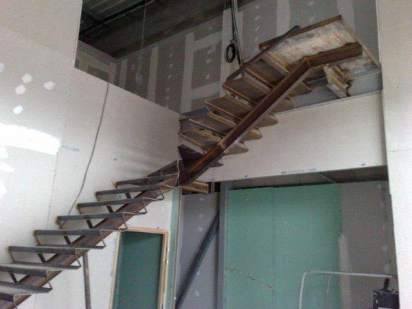 Escalier+rampe