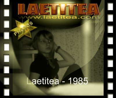 Laetitea - photos - 1985