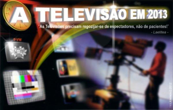 La télévision en 2013 (au Portugal)