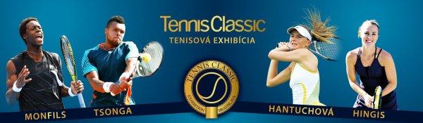tennis classic 2013 à bratislava ! ( 4 decembre 2013 )