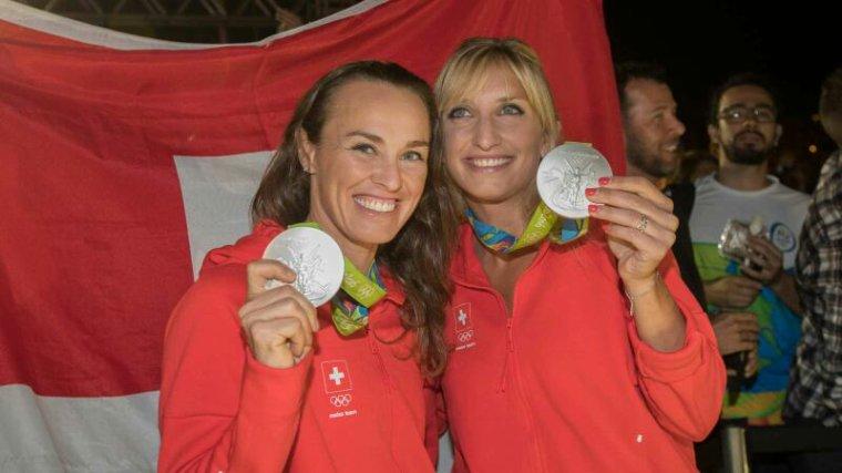 Jeux olympiques de Rio : médaille d'argent