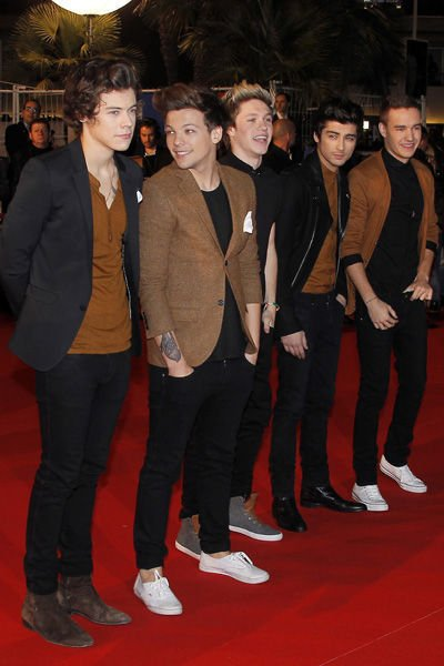 Les One direction au NRJ music award 2013 ♥ ∞