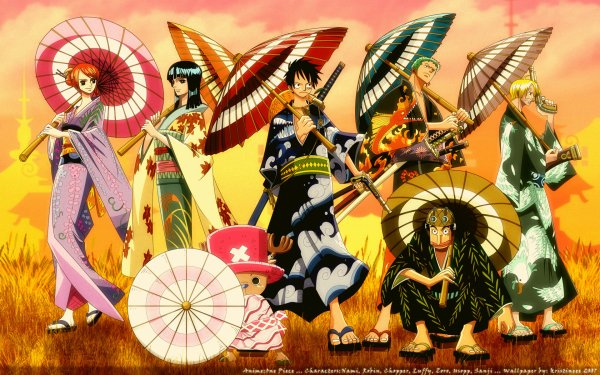 Inscription pour faire partie de la partie One Piece