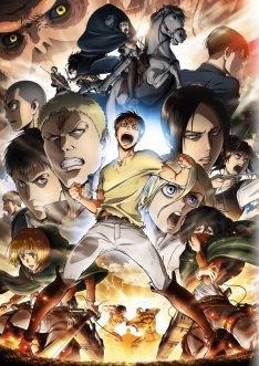 Anime : Shingeki no Kyojin S2 進撃の巨人