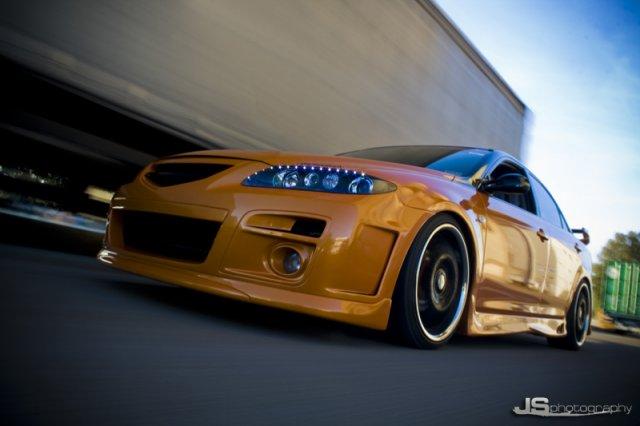 L'évolution de la Mazda 6 !!!