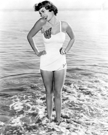 Janet Leigh(6 juillet 1927-3 octobre 2004)