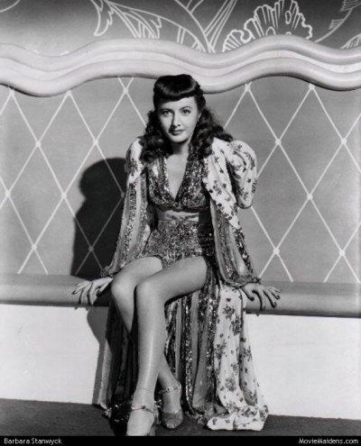 Barbara Stanwick(1907-1990)
