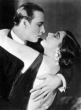 Rudolph Valentino(1895-1926)