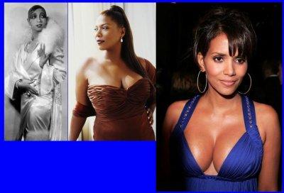 Sondage du jour:Qui est la plus belle noire du cinéma?