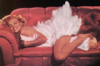 dualité:Rita Hayworth ou Marilyn Monroe?