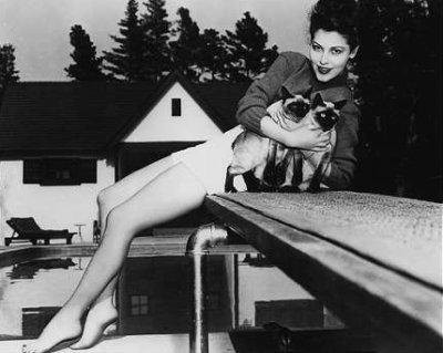 Ava Gardner biographie