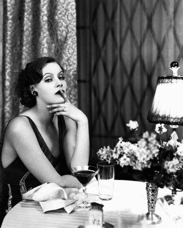 Greta Garbo(1m70)