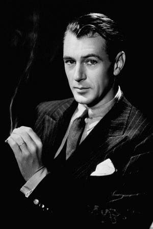 Gary Cooper(1901-1961)