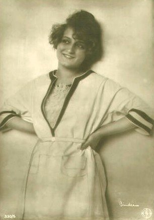 Eva May(1902-1924)