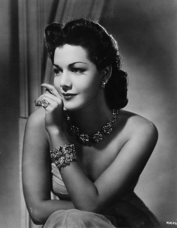 Maria Montez(1912-1951)