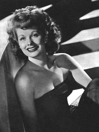 Lucille Ball(1911-1989) parti 1