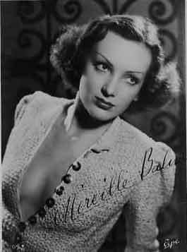 Mireil Balin (1911-1968)