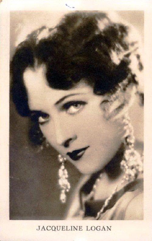Jacqeline Logan (1901-1983)
