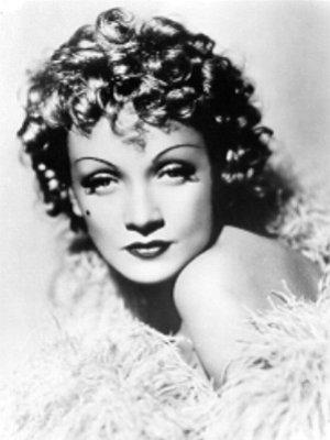 Marlène Dietrich(1m65)-filmographie