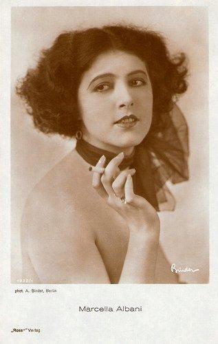 Marcela Albani