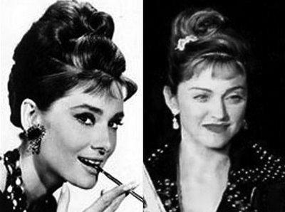 Audrey Hepburn-filmographie