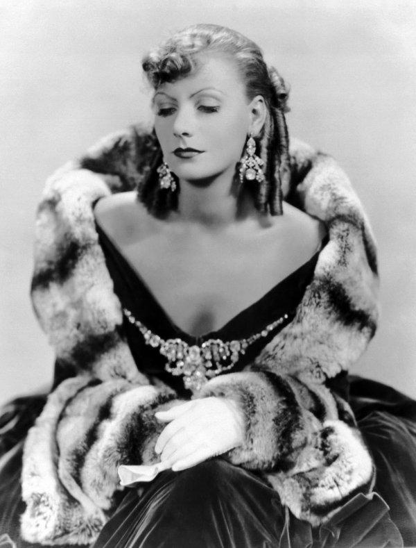 Greta Garbo-Filmographie