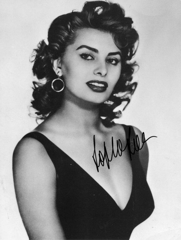 Sophia Loren-ses récompenses