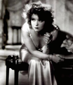 Clara Bow-filmographie