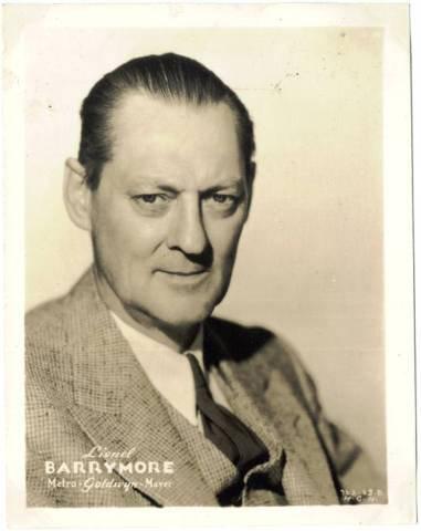 Lionel Barrymorre