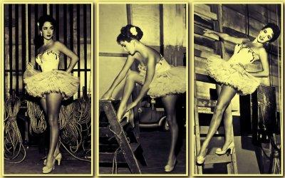 Qui est la plus belle ballerine?