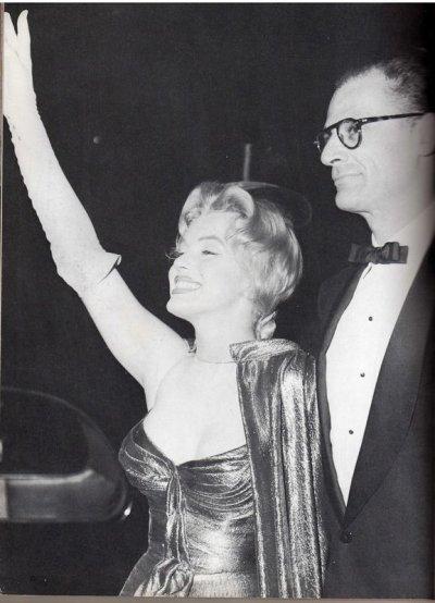 Marilyn Monroe les circonstances de sa mort parti 1