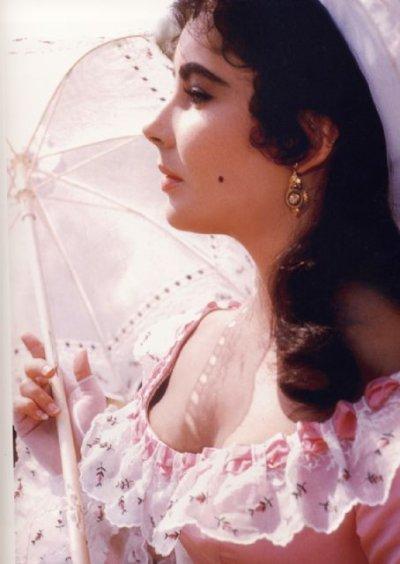Les amours d'Elizabeth Taylor-introduction