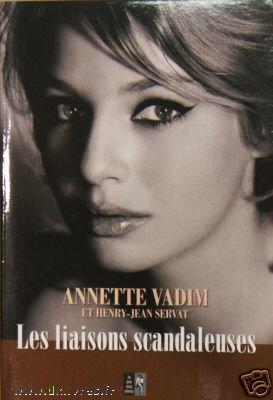 Annette Stroyberg  (Annette Vadim)