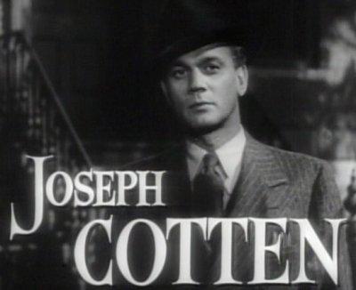 Joseph Cotten