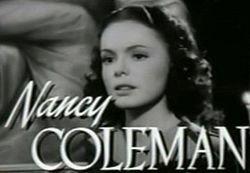 Nancy Coleman
