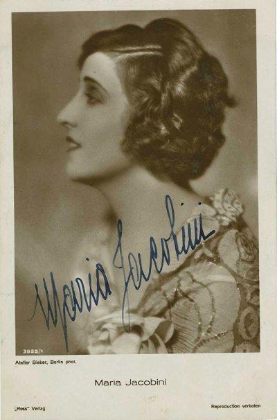 Maria Jocobini