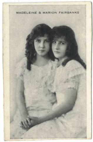Madeline et Marion Fairbanks