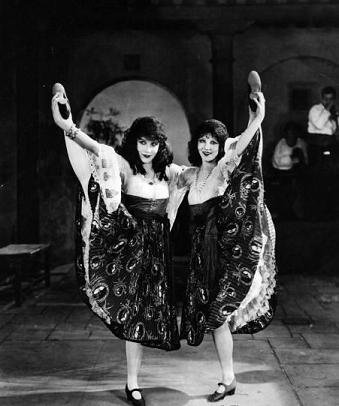 Madeline et Marion Fairbanks